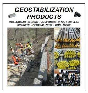 Geostabilization Products